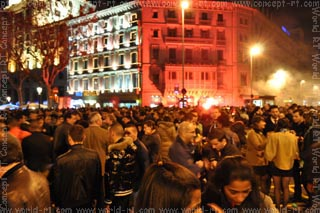 new year barcelona